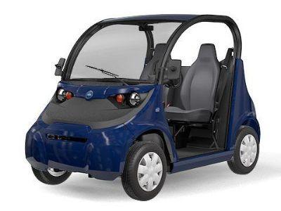 2018 GEM e2 Electric Golf Carts Ottumwa, IA