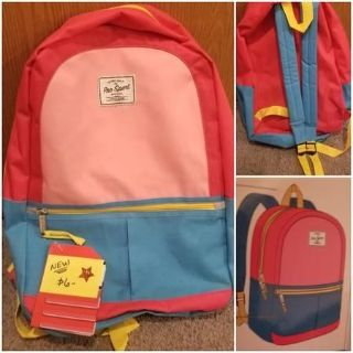 2 New Backpacks w/tags still attached $6/$8