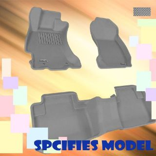 Find Digital Molded Fits Subaru Forester FX7C62415 3D Anti-Skid 1 Set Gray Waterproof motorcycle in Chino, California, United States, for US $168.82