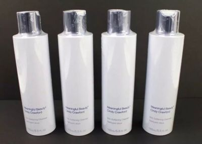 4xMeaningful Beauty By Cindy Crawford Skin Softening Cleanser