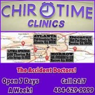 Auto Accident Chiropractors Decatur - Chiropractic care Decatur