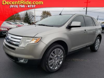 2008 Ford Edge Limited (Vapor Silver Metallic)