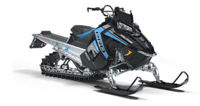 2019 Polaris 800 PRO-RMK 163 Snowcheck Select Mountain Snowmobiles Monroe, WA