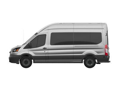 2017 Ford Transit-350 XLT (Oxford White)