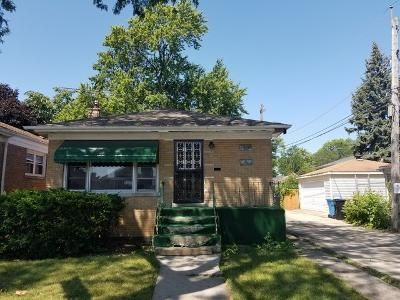 3 Bed 1 Bath Foreclosure Property in Chicago, IL 60643 - S Carpenter St