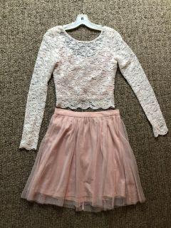Homecoming dress. Size 7/8