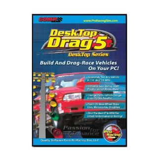 Sell Racing Head Service (RHS) 186401 DeskTop Drag 5 Software motorcycle in Burleson, TX, United States, for US $72.84