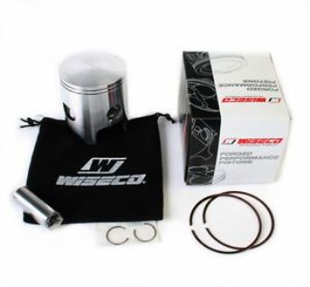 Sell Wiseco Kawasaki KXF250 KXF 250 Tecate Piston Kit 69.50mm Bore 1987-1988 motorcycle in Toledo, Ohio, United States, for US $118.30