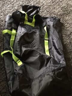 New. Never used. Car Seat Travel Bag