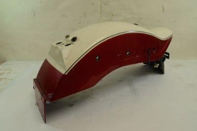 Buy Suzuki Marauder VZ800 Rear Fender and Brake Light 1998 motorcycle in Fort Worth, Texas, United States, for US $89.00