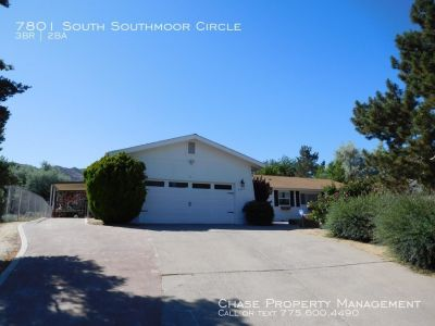 Single Level Home in Hidden Valley with R.V. Parking