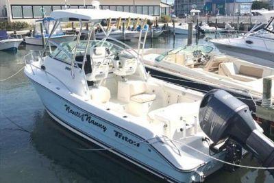 2007 Triton 2486WA