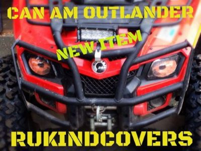 Find CAN AM OUTLANDER HEADLIGHT RUKINDCOVERS NEW ITEM motorcycle in Medina, Ohio, United States, for US $18.00