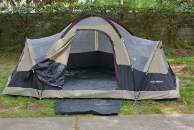 North Point Camping Tent