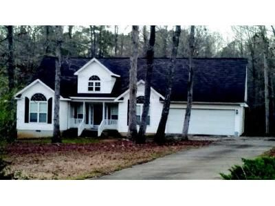 3 Bed 2 Bath Foreclosure Property in Gray, GA 31032 - Royal Ln