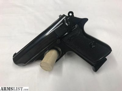 For Sale: Used Walther PPK/S 9mm Kurz