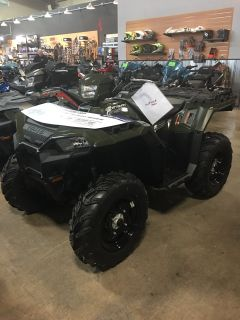 2018 Polaris Sportsman 850 Utility ATVs Woodstock, IL