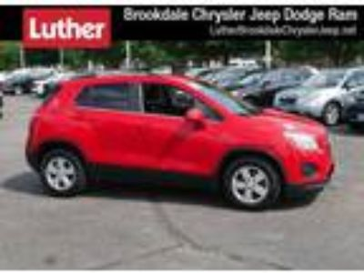 used 2015 Chevrolet Trax for sale.