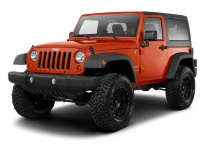 2010 Jeep Wrangler Rubicon (Black)