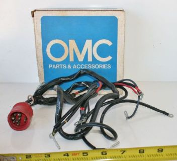 Buy NEW OEM OMC Evinrude Johnson 395253 Motor Cable 1985-1987 88, 90, 100, 115 HP V4 motorcycle in Daytona Beach, Florida, United States, for US $74.99