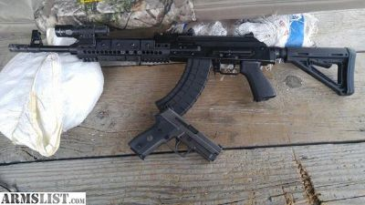 For Sale/Trade: For Sale/Trade - Arsenal Imported/Converted VEPR 7.62x39
