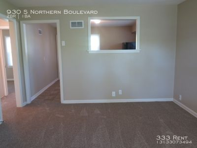 New listing! House in Independence priced right!