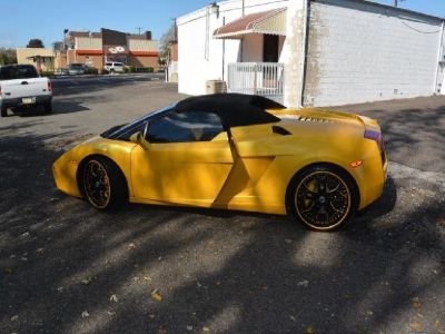 2008 Lamborghini 10 Cylinders