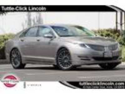 Used 2016 Lincoln MKZ LUXE METALLIC, 42.7K miles