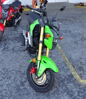 2019 Honda Grom Sport Motorcycles Sarasota, FL