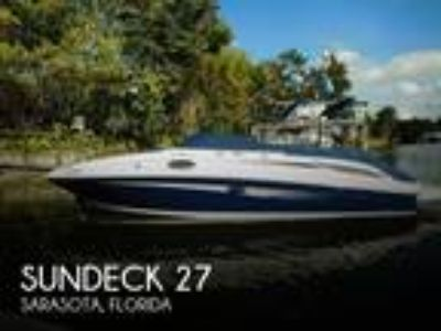 Sea Ray - 260 Sundeck