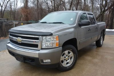 2008 Chevrolet Silverado 1500 Work Truck (Gray)