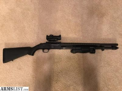 For Sale: Mossberg 590 tactical 12 guage