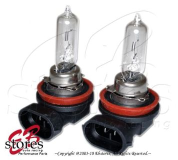 Sell 12V 65w H9 OEM Clear White 4300K Xenon Gas HID High Beam Light Bulb 2pcs (1pair) motorcycle in La Puente, California, United States, for US $5.85