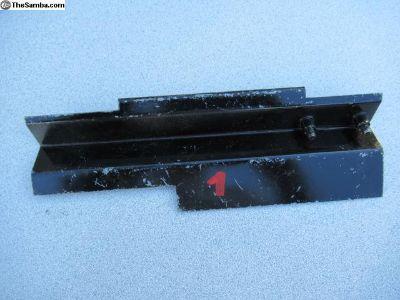Porsche 356 pedal board support bracket #1