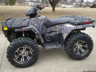 ONE OWNER,,,2008 POLARIS SPORTSMAN 800 4x4