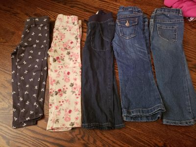 2t Jeans and jeggings