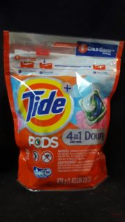 23 count tide pods 4 in 1 downy