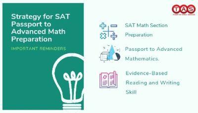 Passport to Advanced Math  - SAT Prep Classes NY