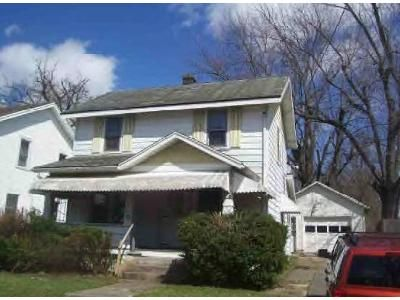 2 Bed 2 Bath Foreclosure Property in Springfield, OH 45505 - Willis Ave