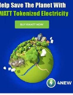Save the planet get your coin now