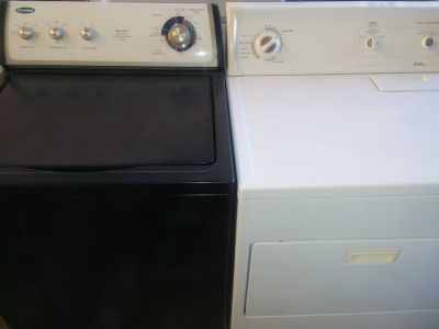Kenmore Crosley Washer Dryer