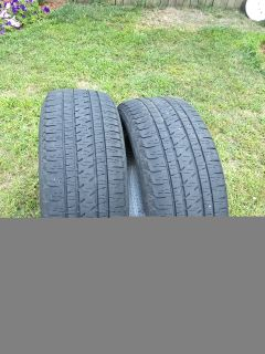 2 Bridgestone Tires