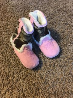 Size 4 girls booties/boots