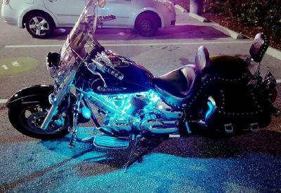 Yamaha V Star Classic 1100