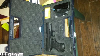 For Sale: Walther 99 40cal.