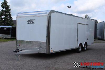ATC 8.5'x24' Aluminum Car Hauler