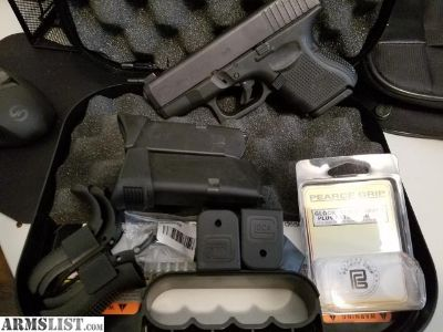 For Sale: Glock 26 gen 4 + NS