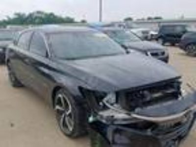 Salvage 2018 HONDA ACCORD SPORT for Sale