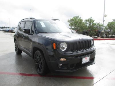 2018 Jeep Renegade ALTITUDE 4X2 (black)