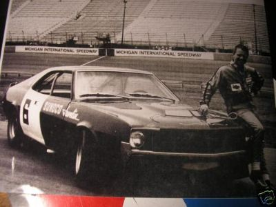 Find AMC 70 Trans Am Javelin Mark Donohue Michigan Speedway motorcycle in Houston, Texas, US, for US $9.00